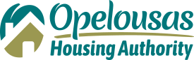 Opelousas Housing Authority Logo